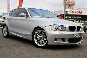 2006 BMW 120I E87 Silver 6 Speed Automatic Hatchback Keysborough Greater Dandenong Preview