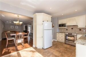 Well Maintained 3Br+3Bath Detach/Finished Basement/Vaughan