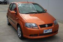 2006 Holden Barina TK Orange 4 Speed Automatic Hatchback Berwick Casey Area Preview