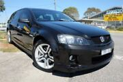 2010 Holden Commodore VE MY10 SS Sportwagon Black 6 Speed Sports Automatic Wagon Dandenong Greater Dandenong Preview