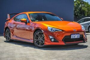2013 Toyota 86 ZN6 GTS Orange 6 Speed Sports Automatic Coupe
