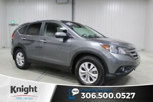 2013 Honda CR-V Touring Navigation, Moon Roof