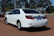 2014 Toyota Aurion GSV50R AT-X White 6 Speed Sports Automatic Sedan Westminster Stirling Area Preview
