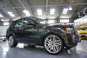 2012 Land Rover Range Rover MY13 Sport 3.0 SDV6 Luxury Havana 6 Speed Automatic Wagon Port Melbourne Port Phillip Preview
