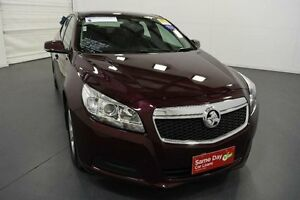 2013 Holden Malibu EM CD Burgundy 6 Speed Automatic Sedan Moorabbin Kingston Area Preview