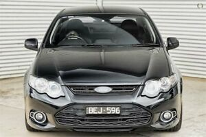 2014 Ford Falcon FG MkII XR6 Turbo Black 6 Speed Sports Automatic Sedan Mitchell Park Ballarat City Preview