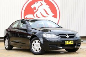 2007 Holden Commodore VE Omega Black 4 Speed Automatic Sedan Lansvale Liverpool Area Preview