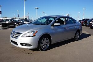 2013 Nissan Sentra SL AUTOMATIC Leather,  Heated Seats,  3rd Row