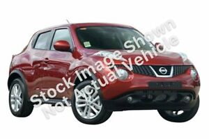 2014 Nissan Juke F15 TI-S (AWD) Continuous Variable Wagon North Hobart Hobart City Preview