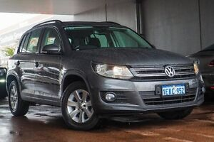 2013 Volkswagen Tiguan 5N MY14 132TSI DSG 4MOTION Pacific Grey 7 Speed Sports Automatic Dual Clutch Wilson Canning Area Preview