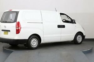 2011 Hyundai iLOAD TQ White 5 Speed Manual Van Smithfield Parramatta Area Preview