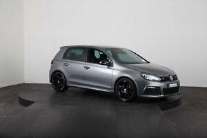 2012 Volkswagen Golf 1K MY13 R Grey 6 Speed Direct Shift Hatchback Mulgrave Hawkesbury Area Preview