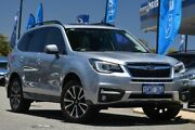 2018 Subaru Forester S4 MY18 2.5i-S CVT AWD Ice Silver 6 Speed Constant Variable Wagon Willagee Melville Area Preview