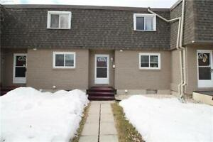 3 Bedroom Condo w/ Finished Basement 2 Parking Spots. $209 900