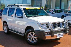 2008 Nissan Pathfinder R51 MY08 TI White 5 Speed Sports Automatic Wagon Wangara Wanneroo Area Preview