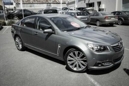2013 Holden Calais VF MY14 V Prussian Steel 6 Speed Auto Seq Sportshift Sedan Nailsworth Prospect Area Preview
