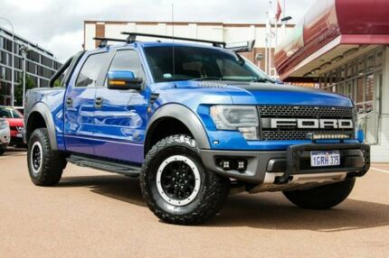 2014 Ford F150 Blue Automatic Utility Fremantle Fremantle Area Preview