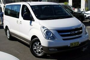 2011 Hyundai iMAX TQ-W MY11 White 4 Speed Automatic Wagon Brookvale Manly Area Preview
