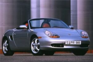 Wanted: 986 Boxster Automatic trans