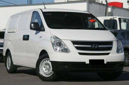 2012 Hyundai iLOAD TQ MY13 White 5 Speed Automatic Van Arncliffe Rockdale Area Preview
