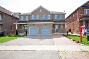 Immaculate Home, Very Well Maintained Stylish Semi-Detach
