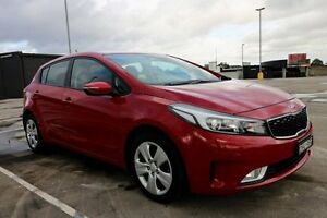 2016 Kia Cerato YD MY16 S Red 6 Speed Sports Automatic Hatchback Haymarket Inner Sydney Preview