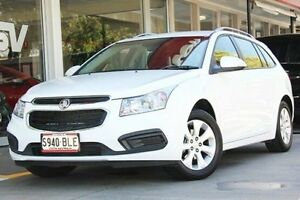 2015 Holden Cruze JH Series II MY16 CD Sportwagon White 6 Speed Sports Automatic Wagon Somerton Park Holdfast Bay Preview