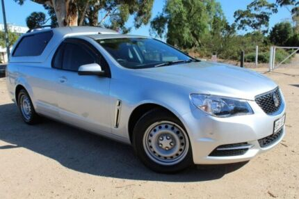 2015 Holden Ute VF MY15 Silver 6 Speed Sports Automatic Utility