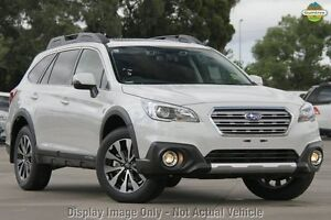 2016 Subaru Outback B6A MY16 2.0D CVT AWD Premium Crystal White 6 Speed Constant Variable Wagon Wangara Wanneroo Area Preview