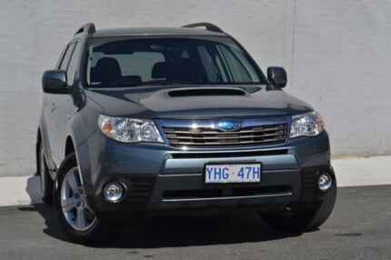 2010 Subaru Forester S3 MY10 2.0D AWD Grey 6 Speed Manual Wagon Pearce Woden Valley Preview