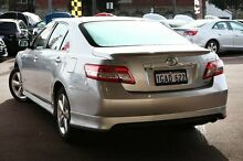 2010 Toyota Camry ACV40R MY10 Sportivo Silver 5 Speed Manual Sedan Northbridge Perth City Preview
