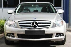 2007 Mercedes-Benz C200 Kompressor W204 Classic Silver 5 Speed Sports Automatic Sedan Hilton West Torrens Area Preview