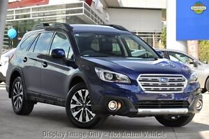 2017 Subaru Outback MY16 2.5I Premium Lapis Blue Continuous Variable Wagon Greenacre Bankstown Area Preview