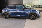 2017 Mini Hatch F55 Cooper S Blue 6 Speed Sports Automatic Hatchback Wangara Wanneroo Area Preview
