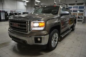 2014 GMC Sierra 1500 SLT Z71 4X4 CREW CAB Leather,  Heated Seats