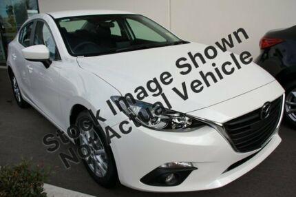 2015 Mazda 3 BM5276 Maxx SKYACTIV-MT White 6 Speed Manual Sedan Edwardstown Marion Area Preview