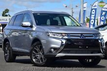 2016 Mitsubishi Outlander ZK MY16 XLS (4x4) Starlight Continuous Variable Wagon Wilson Canning Area Preview