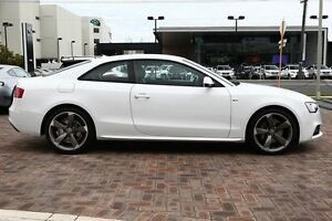 2013 Audi A5 8T MY14 Sport Edition multitronic White 8 Speed Constant Variable Coupe Osborne Park Stirling Area Preview