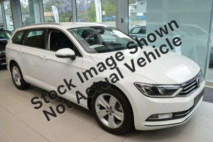 2016 Volkswagen Passat 3C (B8) MY16 132TSI DSG White 7 Speed Sports Automatic Dual Clutch Wagon Medindie Walkerville Area Preview