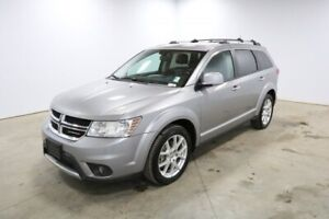 2017 Dodge Journey AWD RT Accident Free,  Navigation,  Leather,