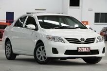 2013 Toyota Corolla ZRE182R Ascent White 7 Speed CVT Auto Sequential Hatchback Coopers Plains Brisbane South West Preview