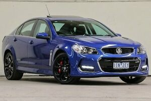 2016 Holden Commodore Blue Manual Sedan Vermont Whitehorse Area Preview