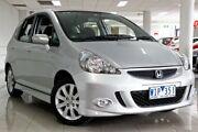 2008 Honda Jazz GD VTi-S Silver 7 Speed Constant Variable Hatchback South Melbourne Port Phillip Preview