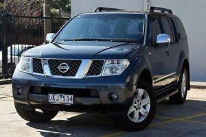2006 Nissan Pathfinder Blue Sports Automatic Wagon Bentleigh Glen Eira Area Preview