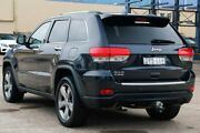 2013 Jeep Grand Cherokee WK MY2013 Limited Black 5 Speed Sports Automatic Wagon Gateshead Lake Macquarie Area Preview