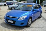 2009 Hyundai i30 FD MY09 CRDI SX Blue 5 Speed Manual Hatchback Delacombe Ballarat City Preview