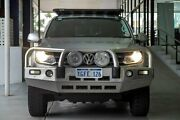2013 Volkswagen Amarok 2H MY13 TDI420 4Motion Perm Highline Silver 8 Speed Automatic Utility Myaree Melville Area Preview