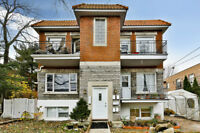Grand et renove 3 1/2 a Louer - Large Renovate 3 1/2 for Rent
