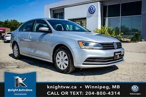 2015 Volkswagen Jetta Sedan Trendline+ 0.99% Financing Available