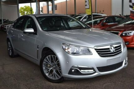 2016 Holden Calais VF II MY16 Silver 6 Speed Sports Automatic Sedan